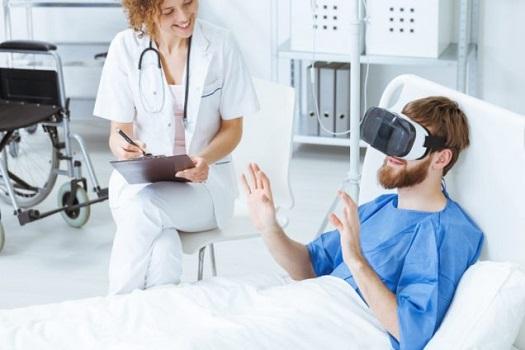 VR e Dolore